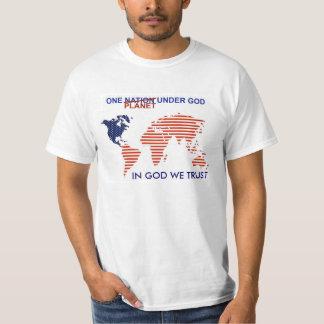 One Planet Under God T-Shirt