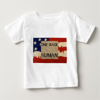 One Race Human Baby T-Shirt