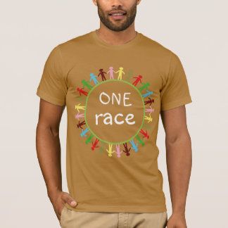ONE Race HUMANS Cool Peace T-Shirt