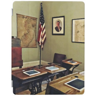 One Room Schoolhouse In New Jersey iPad Cover