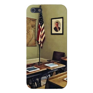 One Room Schoolhouse In New Jersey iPhone 5 Case