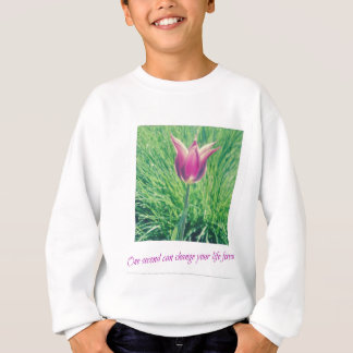 one second can change your life forever sweatshirt