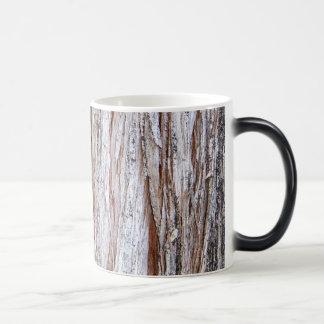 One Seed Juniper Bark Morphing Mug
