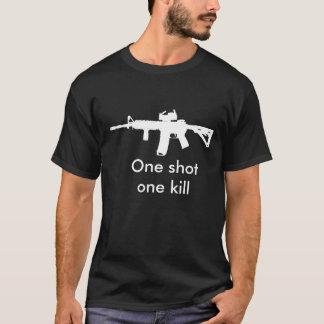 one shot one kill T-Shirt
