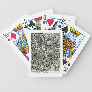 One-Sided Competition Bicycle Playing Cards