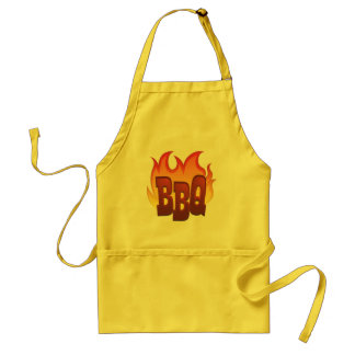 One size BBQ apron