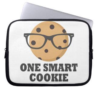 One Smart Cookie Laptop Sleeve