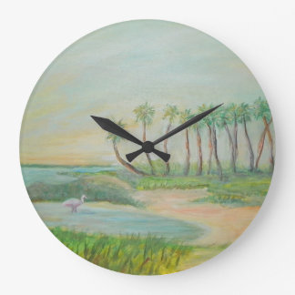 ONE ST. AUGUSTINE AFTERNOON Wall Clock