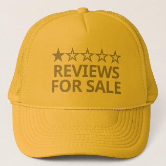 One Star Reviews For Sale Hat
