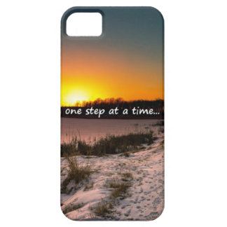 One Step at a Time iPhone 5 Case