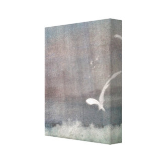 One Stormy Day Canvas Print