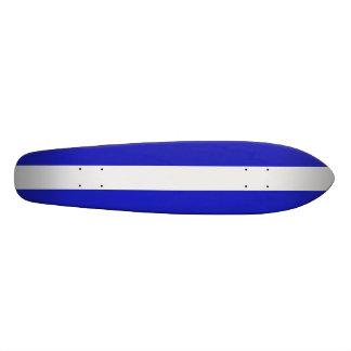 One Stripe Longboard Skateboard
