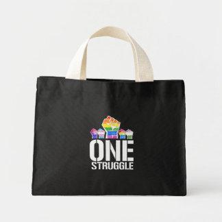One Struggle - LGBTQ - LGBTQ Rights -  -  Mini Tote Bag