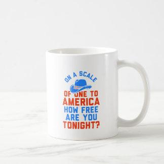 One To America Coffee Mug