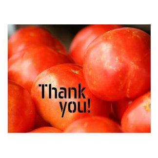 One Tomato, Two Tomato postcard