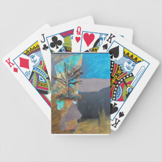 One Tree Hill Bicycle Playing Cards