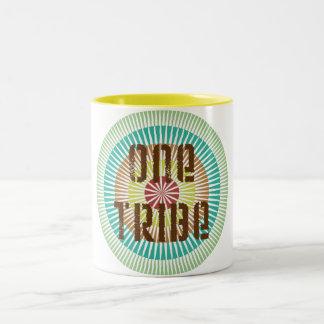 One Tribe Two-Tone Coffee Mug