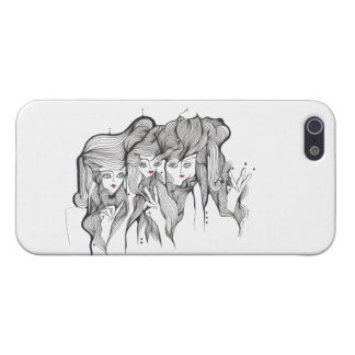 One Two Three iPhone 5/5S Cases