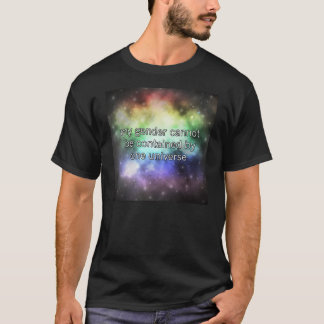 One Universe T-Shirt