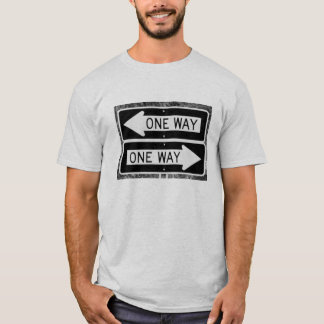 One Way Conflict T-Shirt