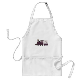 One Way Ticket Standard Apron