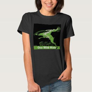 One Wild Ride womens T-shirt