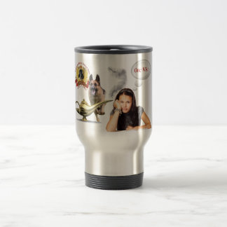 One Wish - German Shepherd Travel Mug