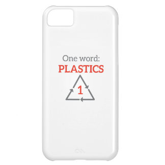 One word: Plastics iPhone 5C Case