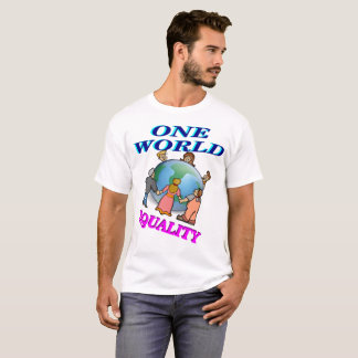 One World Equality T-Shirt