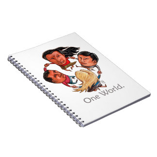 One World Global Community Notebook