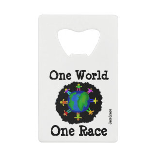 One World, One Race