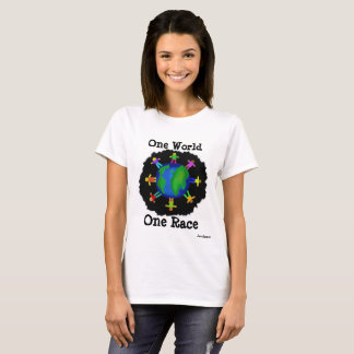One World, One Race T-Shirt