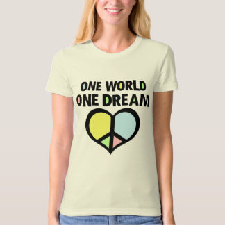One World Peace T-Shirt