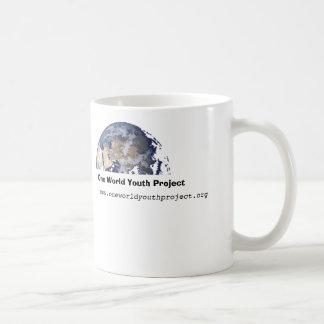 One World Youth Project mug