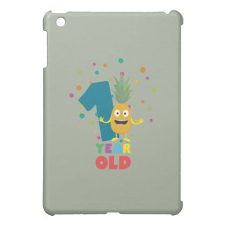One Year old first Birthday Party Zpuo7 Case For The iPad Mini