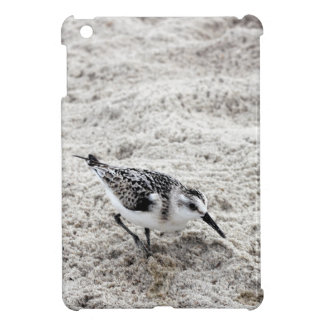 One Young Snowy Plover Bird iPad Mini Case