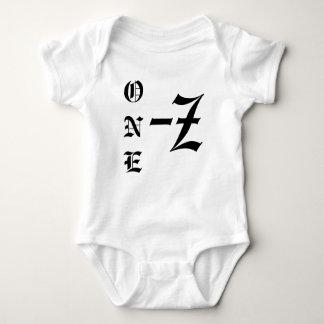ONE-Z baby bodysuit