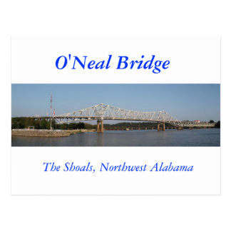 O'Neal Bridge Postcard