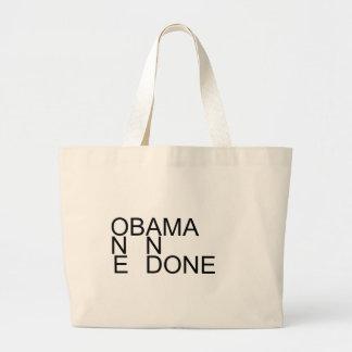OneAndDone Jumbo Tote Bag