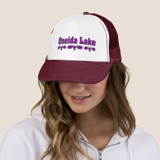 Oneida Lake Trucker Hat
