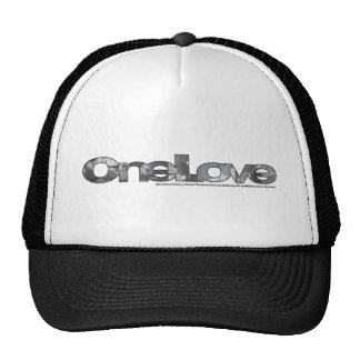 OneLove Black and White Photos Cap