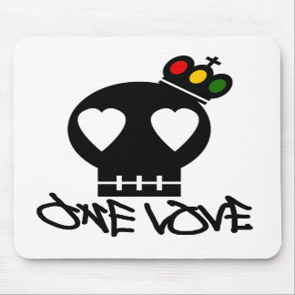 ONELOVE× dokuro Mouse Pad