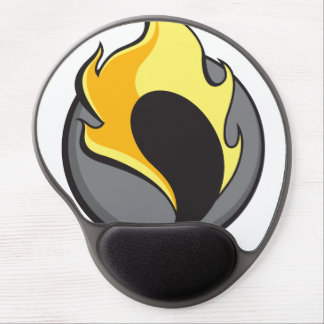 OnFire pad! Gel Mouse Pad