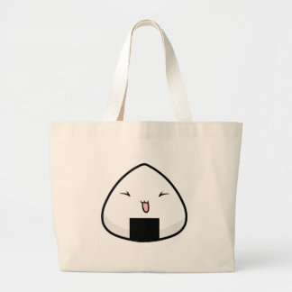 Onigiri Large Tote Bag