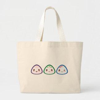 Onigiri Large Tote Bag