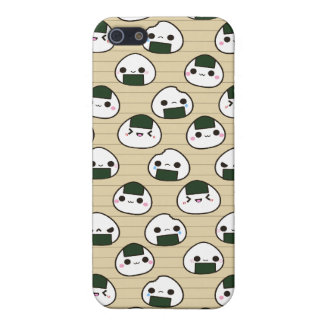 Onigiri Rice Balls iPhone 5/5S Covers
