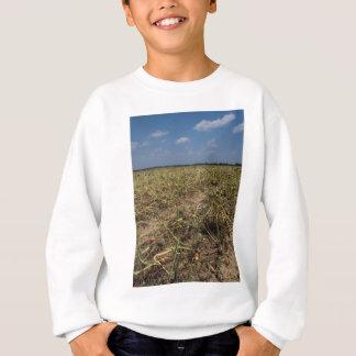 Onion Field Landscape in Georgia Sweatshirt