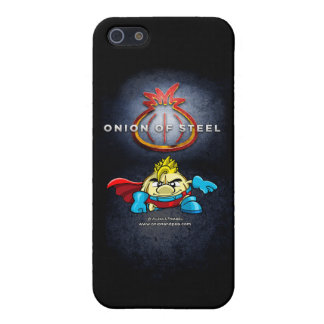 Onion of Steel iphone 5C marries iPhone 5 Cover