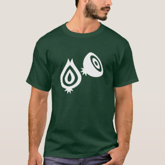 Onion Pictogram T-Shirt