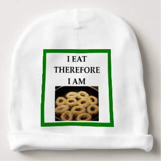 onion ring baby beanie